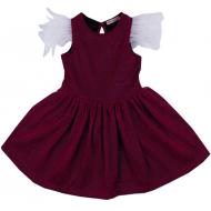 020-13413 Нарядное платье для девочек, 2-6 лет