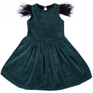 020-13414 Нарядное платье для девочек, 2-6 лет