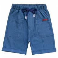 20-140910 Шорты для мальчика, 3-7 лет, джинс