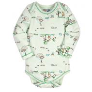 20-2292 Боди для малышей, интерлок, 62-80