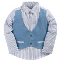 20-3551 Рубашка для мальчика, 3-7 лет