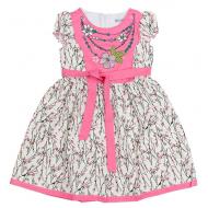 20-3633P Платье для девочки, 5-8 лет