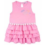 20-84503 Платье для девочки, 2-5 лет, розовый