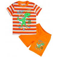 15-252103-5 Комплект для мальчика, 2-5 лет, оранжевый