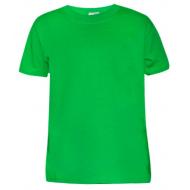 17-0301265 Футболка однотонная, зеленый