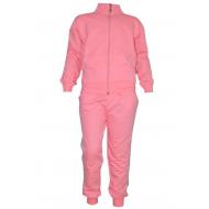 17-711168101 Спортивный костюм для девочки, 7-11 лет, розовый