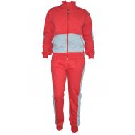 17-71116812 Спортивный костюм для девочки, 7-11 лет, красный
