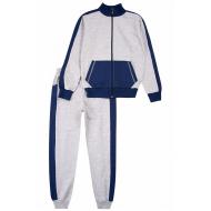 17-71116881 Спортивный костюм для мальчика, 7-11 лет, меланж