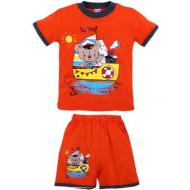 20-01101 Костюм для мальчика, 1-4 года, оранжевый