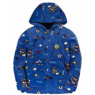 20-04801 Куртка для мальчика, велсофт, 5-8 лет