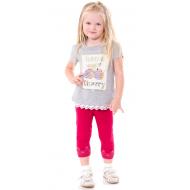 20-103402 Комплект для девочки, 2-6 лет