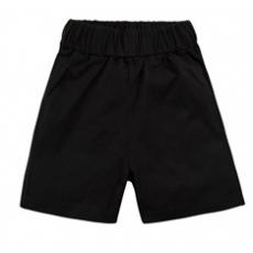 020-1122 Шорты для мальчиков, 2-7 лет, черный