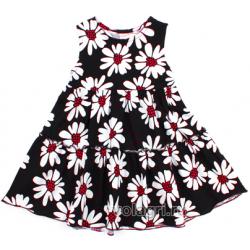 """20-115905 """"Ромашки"""" Платье для девочки, 2-5 лет"""