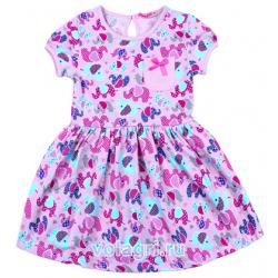 20-117403 Платье для девочки, 3-7 лет