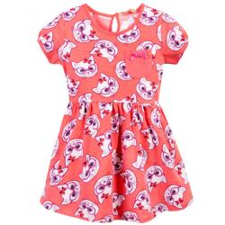 20-117404 Платье для девочки, 3-7 лет