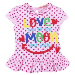 20-11993 Блузка для девочки, 1-5 лет