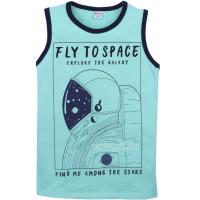 "20-12041 ""Space"" Майка для мальчика, 8-12 лет"