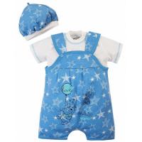 20-27701 Комплект для новорожденных, 62-80, голубой
