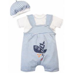 20-27703 Комплект для новорожденных, 62-80, индиго