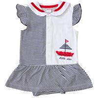 "20-33802 ""Seaside"" Боди-платье, 68-86"