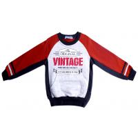 """20-49002 """"Vintage"""" Толстовка для мальчика, 2-6 лет"""