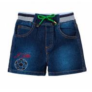 20-657 Джинсовые шорты для мальчика, 2-5 лет
