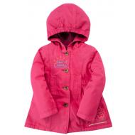 020-82901 Куртка для девочки, 1-4 года, малиновый