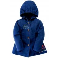 020-82902 Куртка для девочки, 1-4 года, синий
