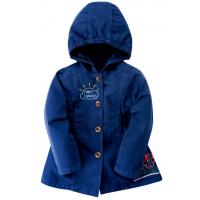 20-82902 Куртка для девочки, 1-4 года, синий
