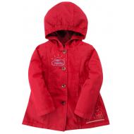 020-82903 Куртка для девочки, 1-4 года, красный