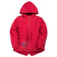 20-83001P Парка для девочки, 7-10 лет, красный