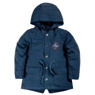 020-84602 Куртка-парка для мальчика, 1-4 года, синий