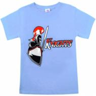 """15-590104 """"Рыцарь"""" футболка для мальчиков 5-9 лет, голубой"""