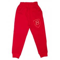47-269102 Брюки для мальчика, 2-6 лет, красный