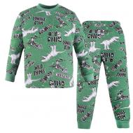 47-378114 Пижама для мальчика, 3-7 лет, керамик