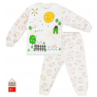 TR-138101 Пижама для мальчика, 1-3 года