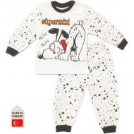 TR-138102 Пижама для мальчика, 1-3 года