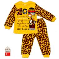 TR-138103 Пижама для мальчика, 1-3 года