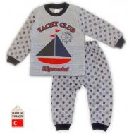 TR-138105 Пижама для мальчика, 1-3 года