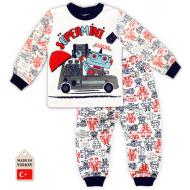 TR-138106 Пижама для мальчика, 1-3 года