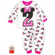 TR-138202 Пижама для девочки, 1-3 года
