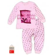 TR-138204 Пижама для девочки, 1-3 года