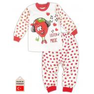 TR-138205 Пижама для девочки, 1-3 года