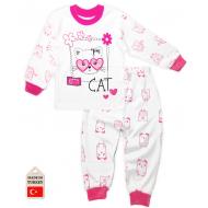 TR-138206 Пижама для девочки, 1-3 года