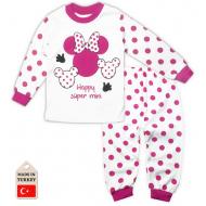 TR-138208 Пижама для девочки, 1-3 года