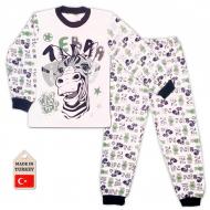 TR-468107 Пижама для мальчика, 4-6 лет