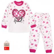 TR-468201 Пижама для девочки, 4-6 лет