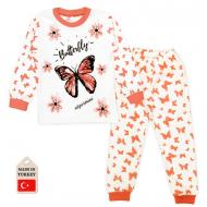 TR-468205 Пижама для девочки, 4-6 лет