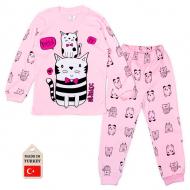 TR-468208 Пижама для девочки, 4-6 лет