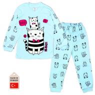 TR-468209 Пижама для девочки, 4-6 лет